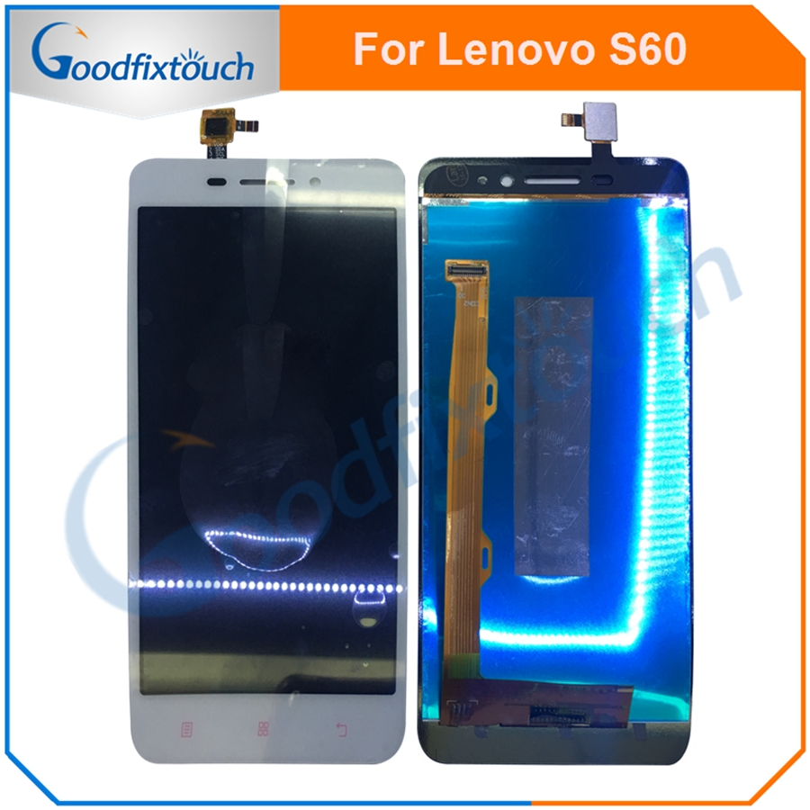 For Lenovo S60 S60W S60A S60-A Lcd Display Screen+Touch Digitizer Glass Assembly Replacement parts image