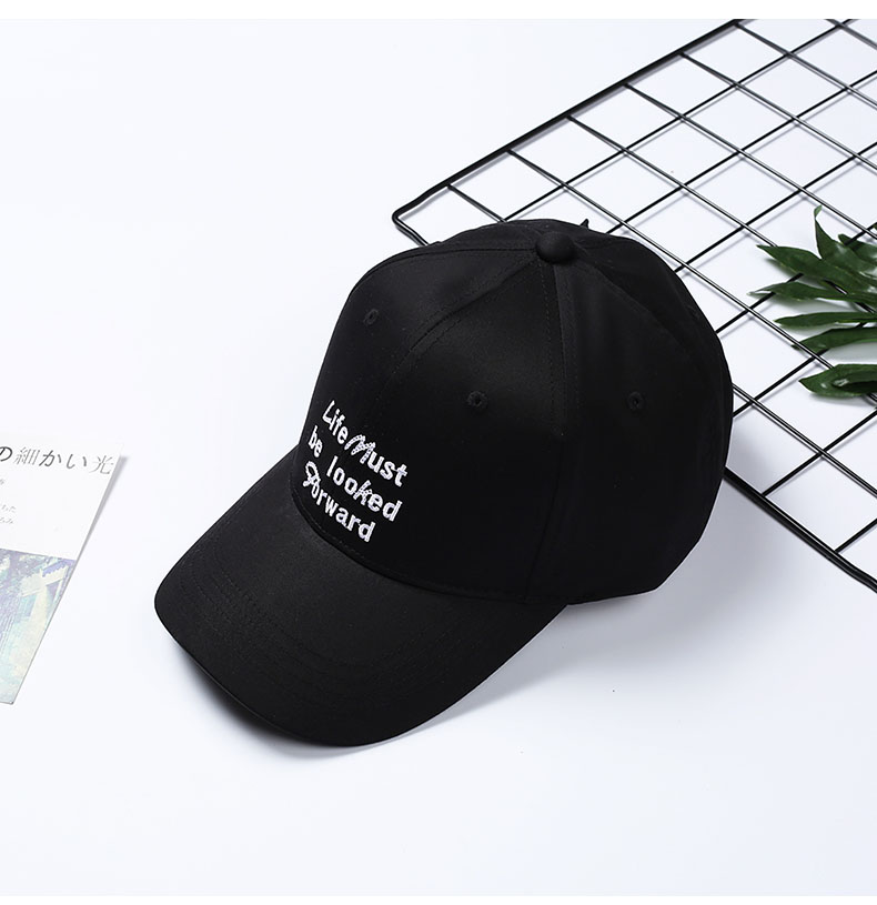 2019 Spring Women 39 s Fashion Baseball Caps Hats Snapback Caps Youth Girls Sun Hats with Wide Brim Outdoor Solid Color Casual Caps in Women 39 s Baseball Caps from Apparel Accessories