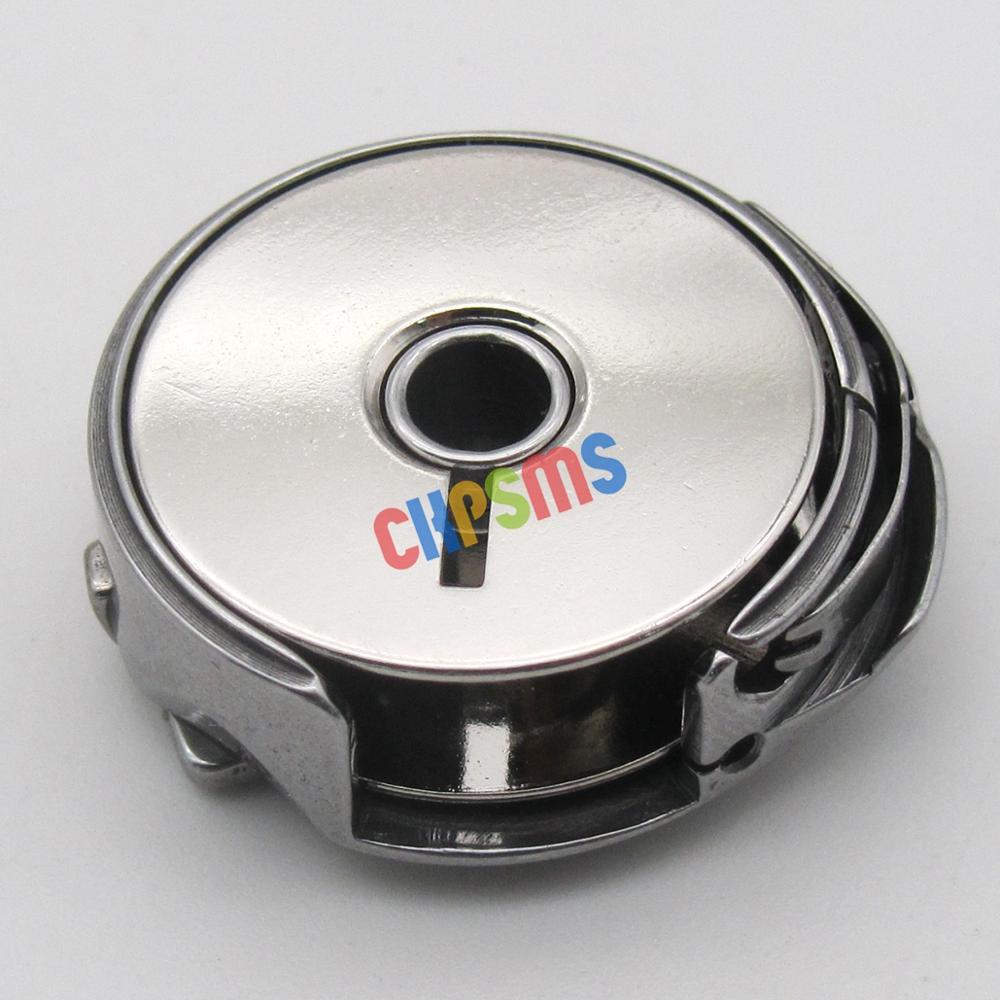 Image 4 - 1PCS BOBBIN CASE &10 PCS BOBBINS fit for Bernina 117, 217,317,517, 540,542,544,640,740,750, 850, 950Sewing Tools & Accessory   -