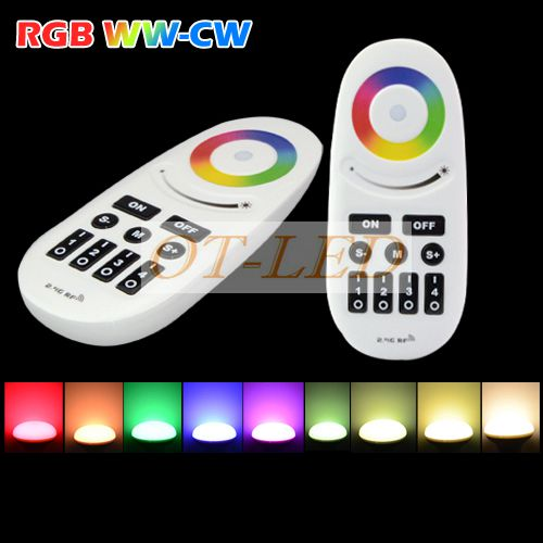 Mi Light Wireless 2.4G 4-Zone RGBW Touchtone remote control for led strip,RF Wifi dimmable Controller rgb controller for milight брюки brums brums br003egqyv86