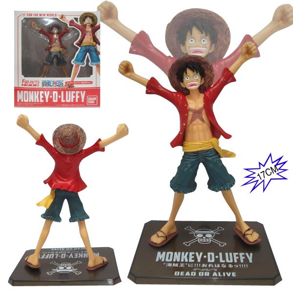 Free Shipping One Piece Monkey D Luffy After 2 Years THE