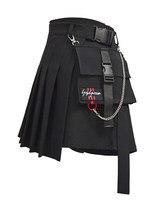 Preppy Style Women Skirts 2019 Spring Summer Skirts Female High Waist Lace Up Big Hem Mini Skirt For Girls A-Line Skirt AIYANGA