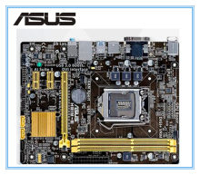 ASUS H81M-E original motherboard H81 LGA 1150 DDR3 i3 i5 i7 16GB SATA3 USB3.0 H81 Desktop Motherboard Free shipping(China)