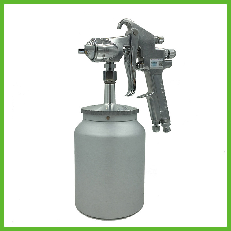 ФОТО W77S hot on sales new professional airbrush spray paint gun for car painting paint air spray gun for cars pneumatic machine tool