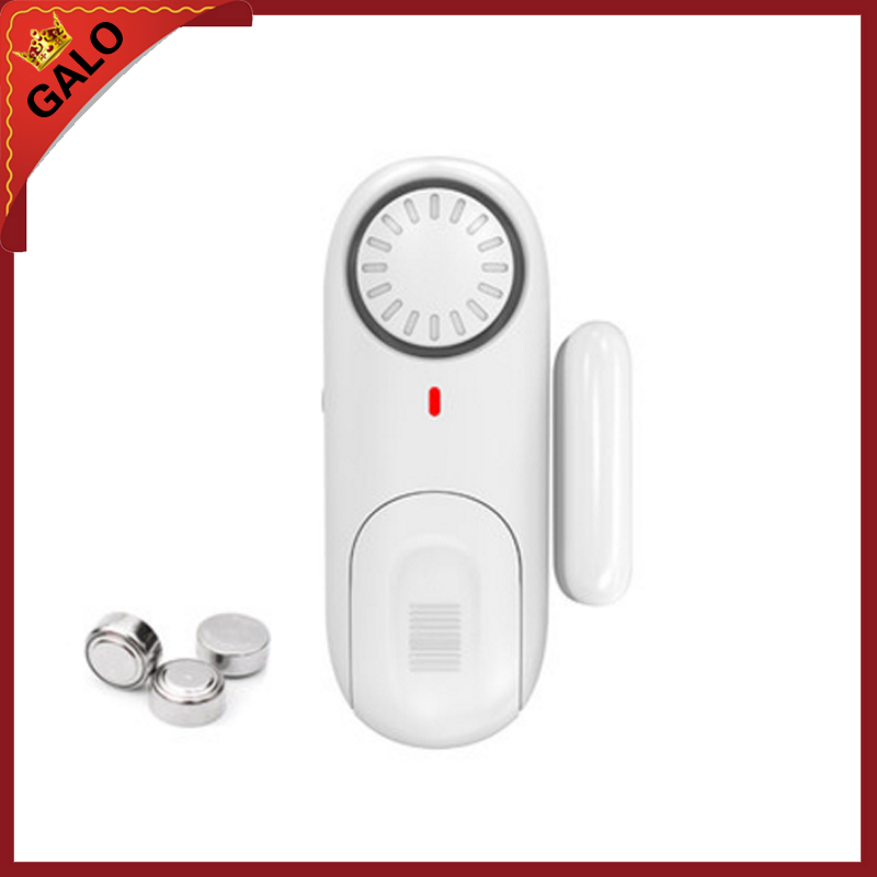 Wireless Home Security Door Window Alarm warning System Magnetic Door Sensor Access control alarm system