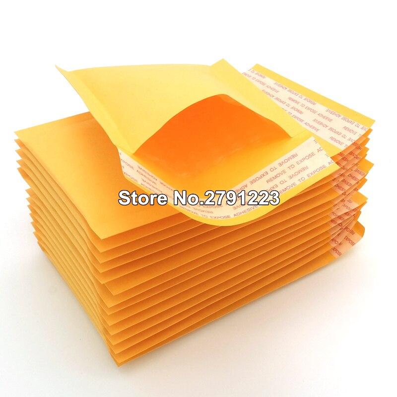 Office & School Supplies Post- & Versandmaterialien 50 Teile/los Top Qualität Gelb Kraft Sprudeln Werbungen Gepolsterte Umschläge Verschiffen Bag Selbst Dichtung Business Schule Büro Liefert
