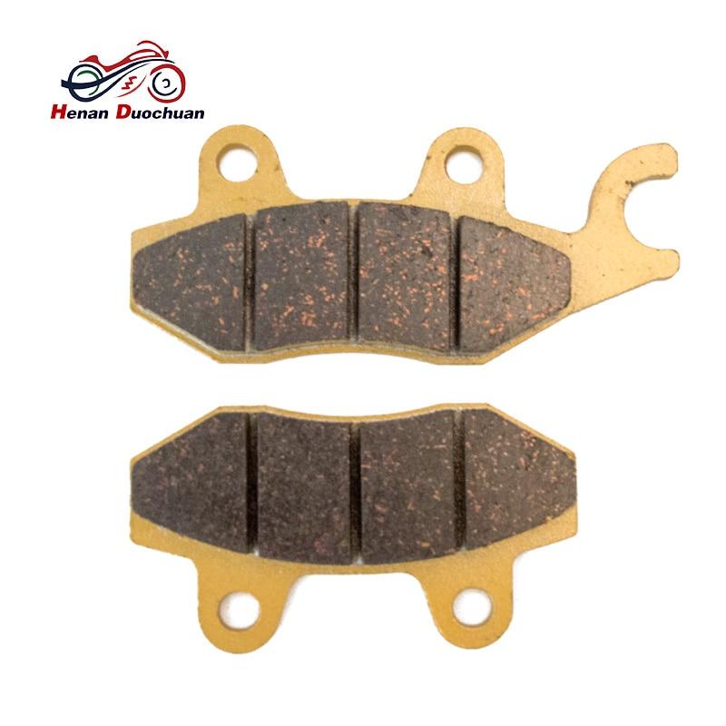 Motorrad Vorne und Hinten Bremsbeläge Für Honda NSR XR CB 50 V/W Traum 50 NSR 75 80 XR 100 LS 125 NSR 50 150 CBF 250 CB 300 # ce