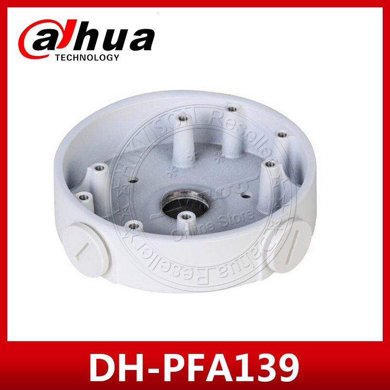 Dahua PFA139 Waterproof Junction Box For Dahua IP Camera Brackets CCTV Accessories IPC-HDW4631C-A & IPC-HDW4431EM-AS