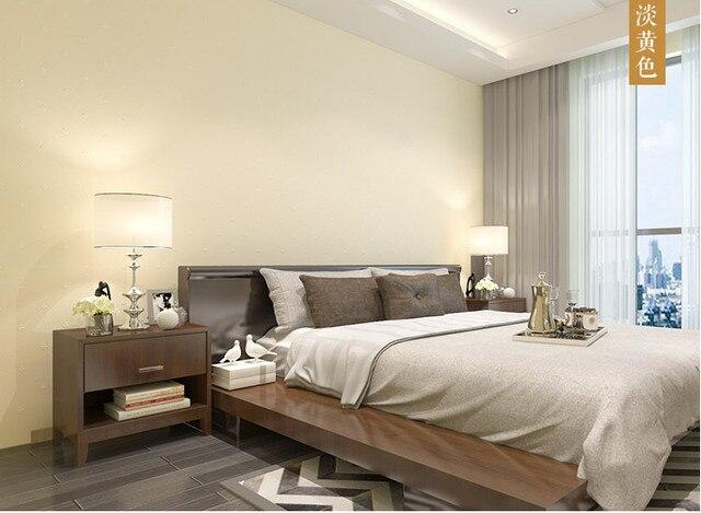 Di colore verde scuro fiori camera da letto non tessuto carta da ...