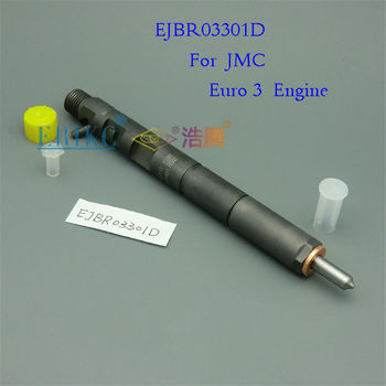 ERIKC EJBR03301D Fuel Injector Assembly EJBR0 3301D Fuel Diesel Engine Injector Euro 3 Cr Injection for Jmc
