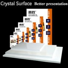 Кристаллический светильник для печати фотографий A3 A4 5,6, 7,8, 10 дюймов фотобумага для струйной печати водонепроницаемая фотобумага для принтера