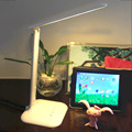 2017 newest 1Pcs Adjustable Brightness FX888 LED Desk Lamp Touch Book Light Reading Light Table Lamp Portable Lamp For Computer