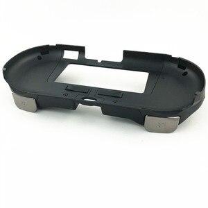 Image 5 - Poignée poignée Joypad support coque protecteur avec L2 R2 bouton de déclenchement pour PSV 2000 PSV2000 PS VITA 2000 Console de jeu mince