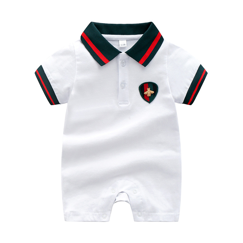 New Baby Girls  Cotton  Polo Bodysuit 9 Months