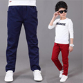 baby boys pants children kids long style trousers for spring autumn 2017 new style boys cotton long trousers for 5-17 years good