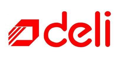 Лого бренда Deli из Китая