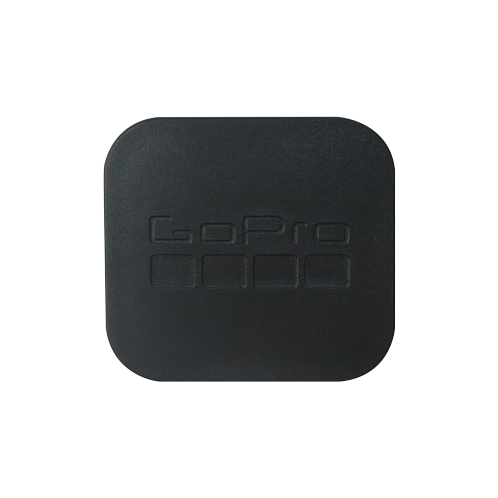 SHOOT Black Plastic Lens Cap For GoPro Hero 5 Black Edition Camera Go pro 5 Accessories Protector Cover with Logo