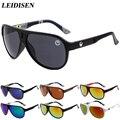 Ninguna Caja Nueva Marca de Moda de Los Hombres gafas de Sol Retro de La Vendimia de Las Mujeres/de Los Hombres gafas de Sol Eyewear de Los Deportes Gafas UV400 Gafas de Sol Feminino
