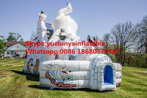 edecf654bb5d KY-208 Inflatable slides 2016 Inflatable castle. direct sales Small Bowl  Bear