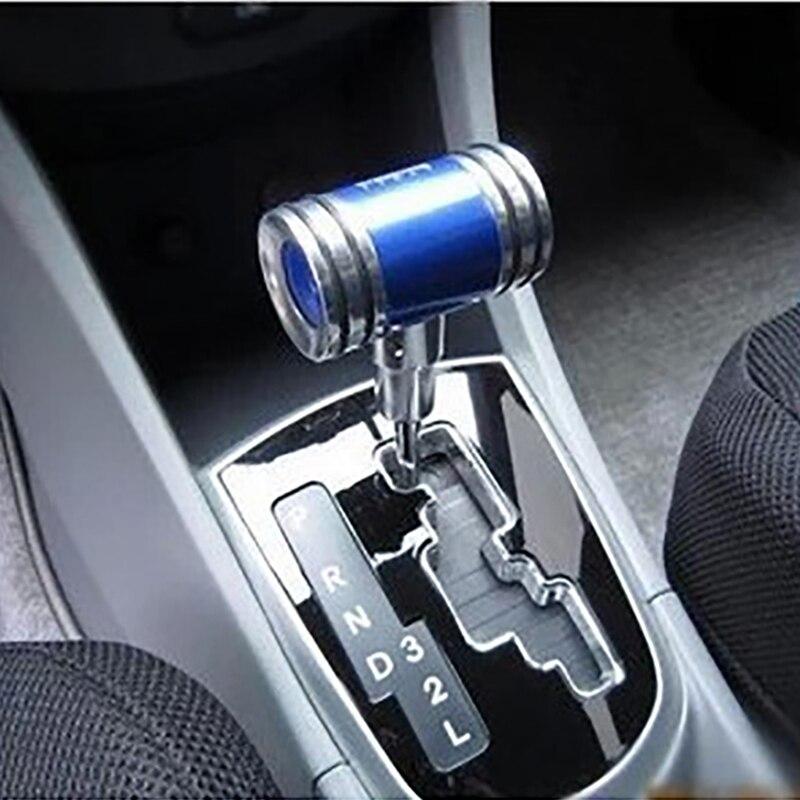 XZANTE Auto Messa in Piega Manopole universali per Freno a Mano Durevole Car Interior Decoration Gear Shift Collari Silicone Gear Head Shift Knob Cover Giallo
