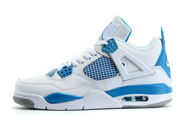 buy online b3839 f10dc Air Jordan 4 Basketball Shoes Low help JORDAN Sneakers 4 color Men  Basketball Shoes Jordan 4