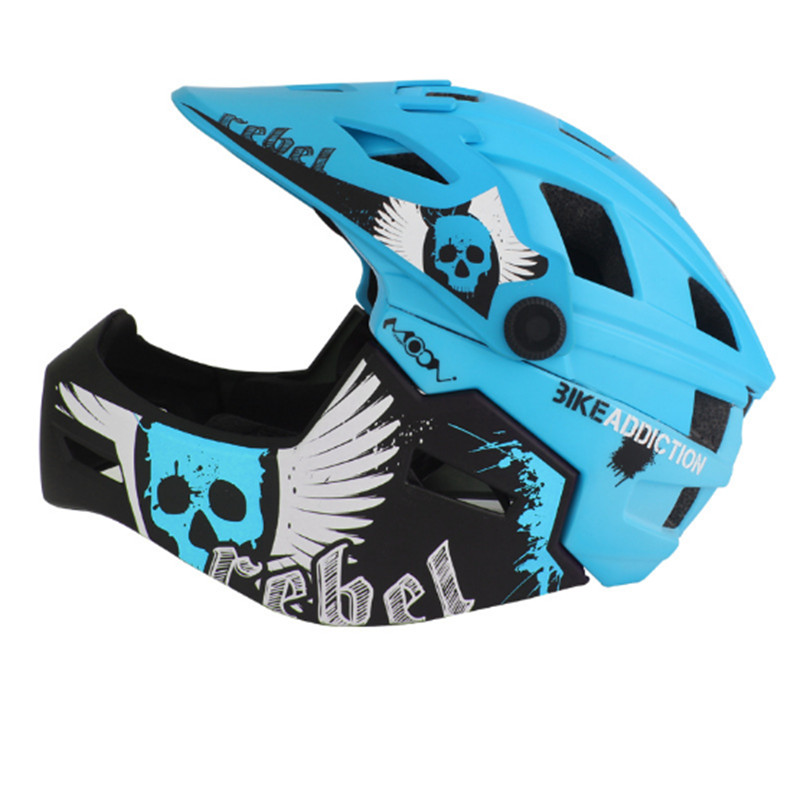 MOON Kids bicycle helmet 2019 In-molded EPS Safety cycling Roller Skating Sports Performancep child helmet bike casco skate a20