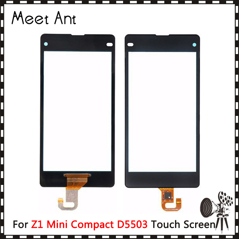 High Quality 4.5 For Sony Xperia Z1 Mini Compact D5503 Touch Screen Digitizer Front Glass Lens Sensor PanelHigh Quality 4.5 For Sony Xperia Z1 Mini Compact D5503 Touch Screen Digitizer Front Glass Lens Sensor Panel