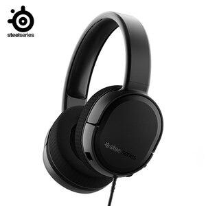 Image 1 - Steelseries Arctis Raw jeu casque casque e sports jeu casque téléphone portable lourd basse réduction du bruit CF