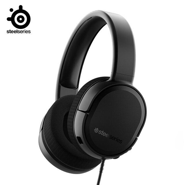 Steelseries Arctis Raw jeu casque casque e sports jeu casque téléphone portable lourd basse réduction du bruit CF