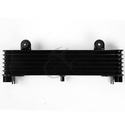 Replacement OIL Cooler Radiator Aluminum for YAMAHA XJ 900 S Diversion all year (FIT:XJ900S) motorcycle комплект ковриков в салон автомобиля novline autofamily hyundai i30 2012