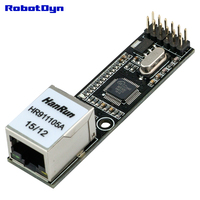 W5500 Ethernet LAN Network Module For Arduino With Logic 3 3V 5V New Version Upgrade W5100