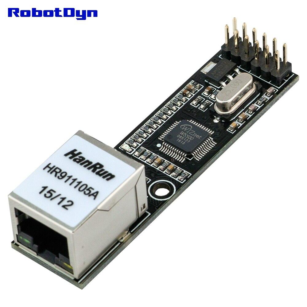 W5500-Ethernet LAN Netzwerk Modul für Arduino mit logic 3,3 V/5 V. Neue version-upgrade W5100.