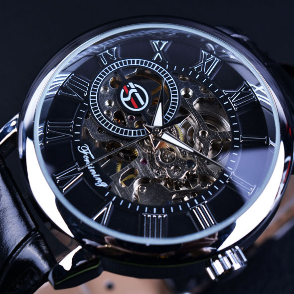 2018 Winner Mechanical Mens Watches Top Brand Luxury Watch Men For Vip Wholesale Dropship Customer Fragrant In Flavor