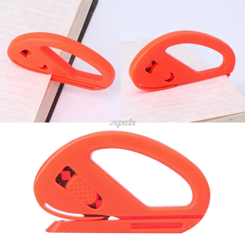 Car Vehicle Snitty Fiber Vinyl Film Sticker Wrap Safety Cutter Cutting Knife Whosale&Dropship