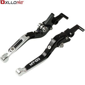 Image 3 - CNC Aluminum lever Adjustable Foldable Lengthening brake clutch levers FOR HONDA MT 09 MT09 TRACER 2015 2016 2017 2018