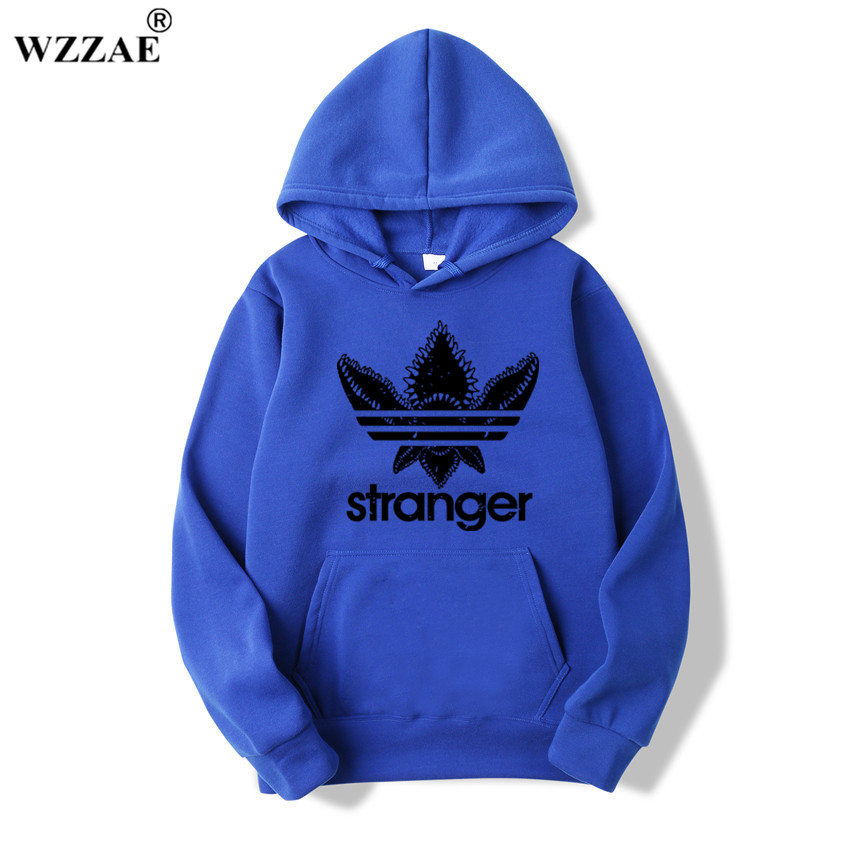 18 Brand New Fashion Stranger Things Cap Clothing Hooded Sweatshirt hoodies Men/Women Hip Hop Hoodies Plus Size Streetwear 19