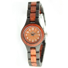 REDEAR Fashion Women's Wood Watch  Ladies Bracelet Watch Exquisite Female Quartz Wristwatches Relogio Feminino Masculino P25