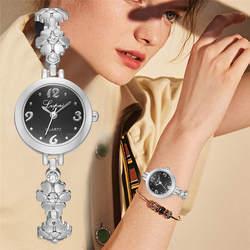 Lvpai модный Повседневное Нержавеющаясталь наручные часы с ремешком-сеткой Повседневное Кварцевые аналоговые наручные часы платье браслет