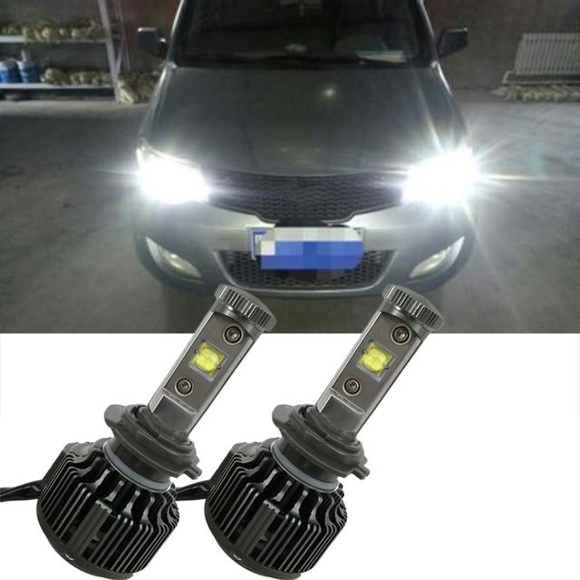 Led H7 High Power Bulb 30w 6000lm Lamp No Error 6000k Bright Car