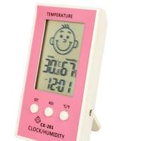 Precise Hygrometer Digital Clock Measurement & Analysis Instruments
