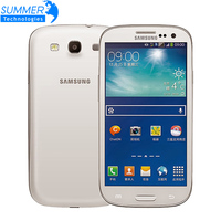 Original Unlocked Samsung Galaxy S3 I9300 Cell Phones Android 3G Network GSM Quad Core Refurbished Phone