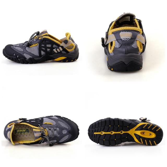 TKN Summer Hiking Shoes Men Quick Dry 8