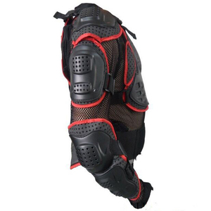 Image 4 - UPBIKE Motorcycle Jacket Armor Protection Motocross Clothing Protector Motorbike Moto Motor Bike Spine Chest Protector Gear