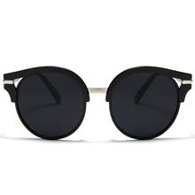 Sunglasses Cat Eye Women Oval Glasses Retro Female Sun Luxury Fashion Eyeglasses oculos feminino