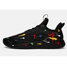Полет сплетенный спортивные туфли мужчин 2018 новые мужские туфли летние большие размеры обувь сетчатая дышащая обувь