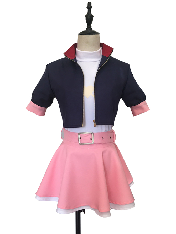 RWBY Volumen 4 Post Timeskip Outfit Current Version Nora Valkyrie Cosplay Costume