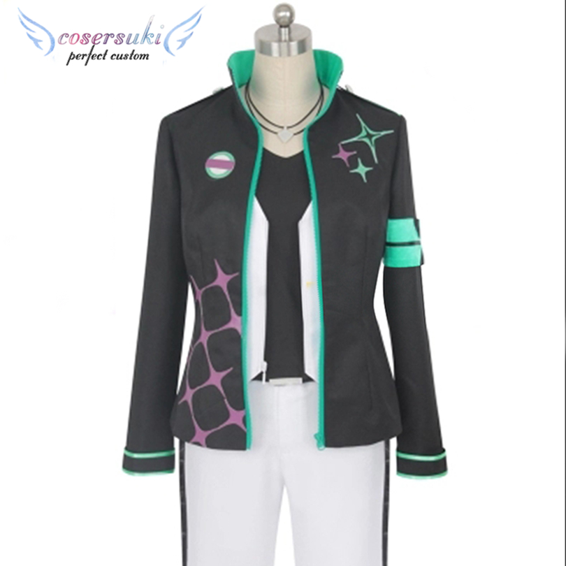 THE IDOLM STER SideM Amagase Touma Cosplay Costumes Stage Performence Clothes Perfect Custom for You
