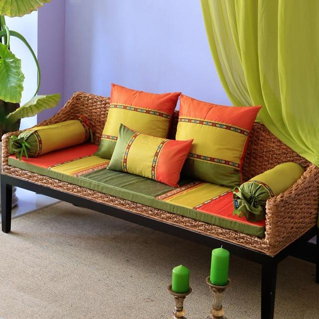 Customized Sofa Cushion Southeast Exotic Window Windowsill Pad