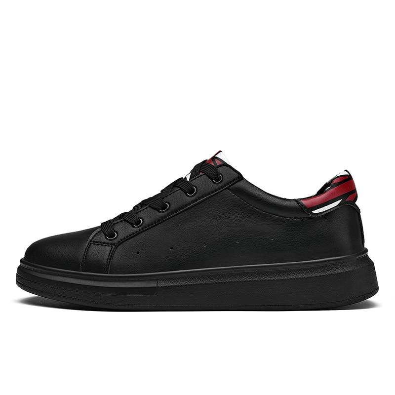 SUROM Heren Schoenen Volwassenen Veterschoenen Mode Sneakers - Herenschoenen - Foto 2