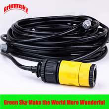 greenhouse lawn garden patio waterring irrigation kits 10m mist cooling system sprayers